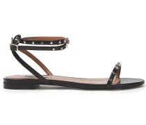 Phoenix Stars Leather Sandals