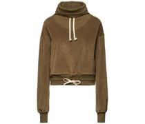 Cotton-corduroy Sweatshirt