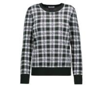 Shane plaid wool sweater
