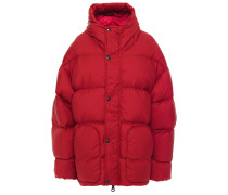 Michlin Quilted Shell Down Hooded Jacket