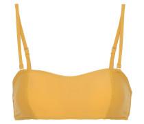 Klum Neoprene Bandeau Bikini Top