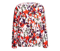 Melanie patterned cashmere sweater