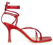 Sweden Lace-up Leather Sandals