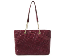 Allen Medium Quilted Leather Tote