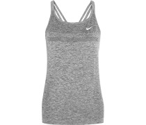 Dri-fit Knit Stretch-jersey Tank Anthrazit