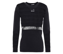 + Adidas Stretch Open-knit Top