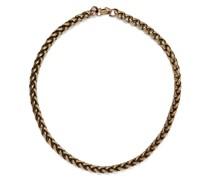 Burnished Gold-tone Necklace