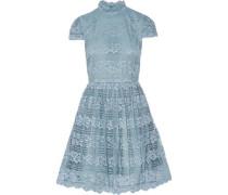 Maureen lace mini dress