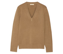 Cashmere Sweater Camel