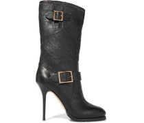 Galen leather boots