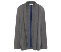 Organic Cotton-blend Jacquard Jacket