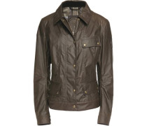 Colby waxed cotton jacket