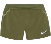 Aeroswift stretch-shell shorts