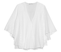 Mesh Jacket Weiß