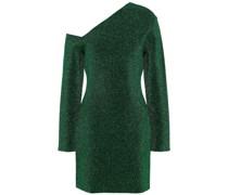Eyre Schulterfreies Minikleid aus Lurex®
