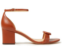 Malica 60 Knotted Leather Sandals