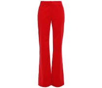 Cotton-corduroy Fla Pants