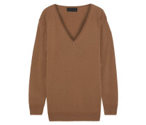 Woman Kendra Cashmere Sweater Camel