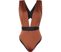 The Domino Reversible Swimsuit