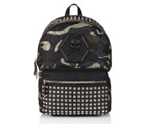"Backpack ""Camu skull"""