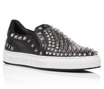 "slip on ""spike gal"""