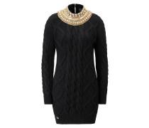 """knit dress """"black sun"""""""