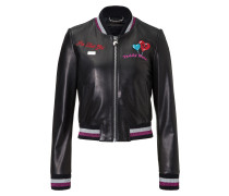 "Leather Bomber ""Eagle Pass"""