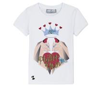 "T-shirt Round Neck SS ""Pride Mint"""