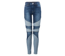 "High Waist Jegging ""Crystal Chicago"""