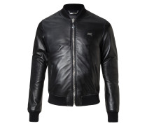 "Leather Bomber ""Tristan"""
