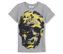 "T-shirt ""Camo skull"""