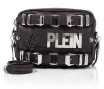"medium handbag ""my plein"""
