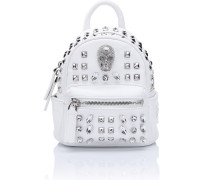 "Backpack ""Shiny skull"""