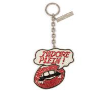 "key chain ""j'adore"""