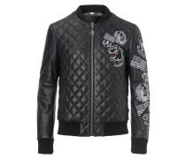 "leather jacket ""baresford"""