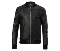 """Leather Bomber """"Tituan"""""""