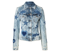 "Denim Jacket ""Reality Tex"""
