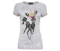 "T-shirt Round Neck SS ""Neutral Forest"""
