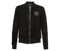 "Leather Bomber ""Falling in you"""