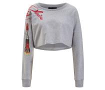 "Crop sweatshirt ""Mambo"""