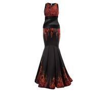 """Evening Dress """"Cartier Red"""""""
