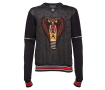 "Sweatshirt LS ""King cobra"""