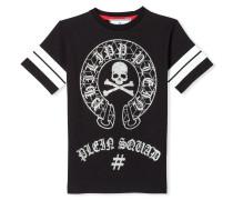 "T-shirt Round Neck SS ""Deep Circle"""