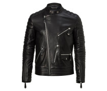 "Leather Jacket ""Alec M three"""
