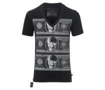 """t-shirt v-neck """"money maker"""""""