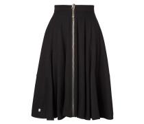 skirt woven pattern