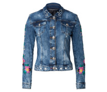 "Denim Jacket ""Calla"""