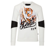 "Sweatshirt LS ""Blood tiger"""