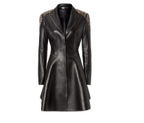 "leather coat ""sonar"""