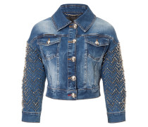 "Denim Jacket ""Achillea"""